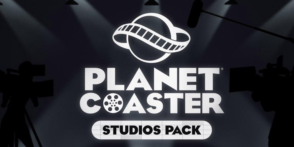 Planet Coaster DLCStudios Pack