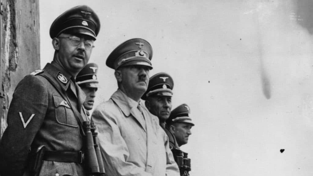 Himmler e Hitler