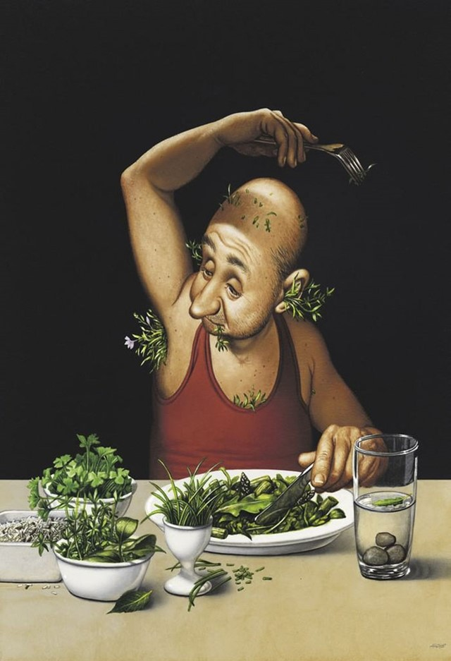 Militância alimentar