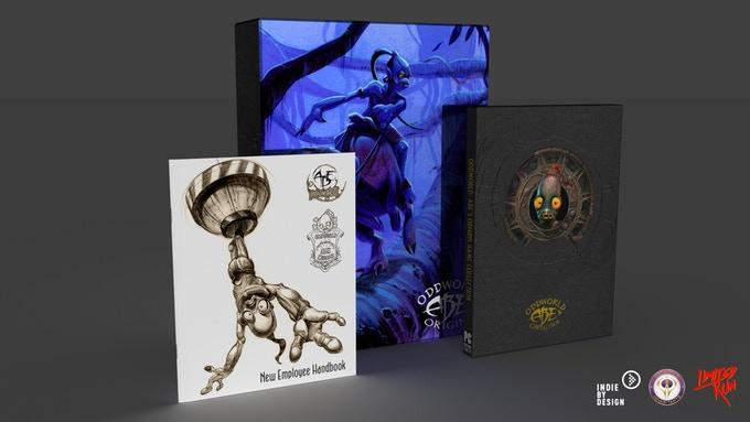Oddworld abre financiamento coletivo cheio de prêmios para quem ajudar
