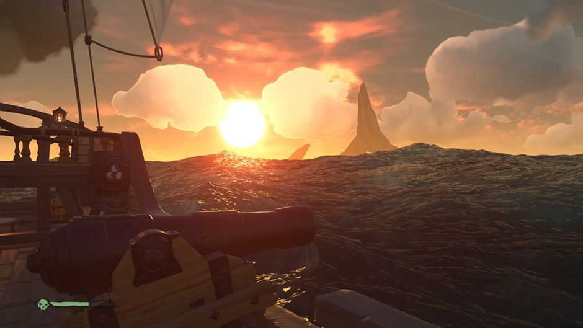 Sea of Thieves tem o carisma da Rare, mas se perde em oceano de boas ideias