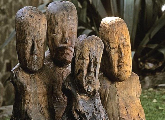 Artefatos olmecas