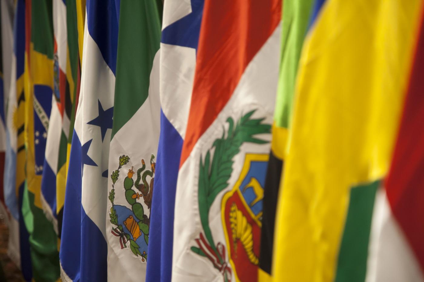 Bandeiras dos países-membros