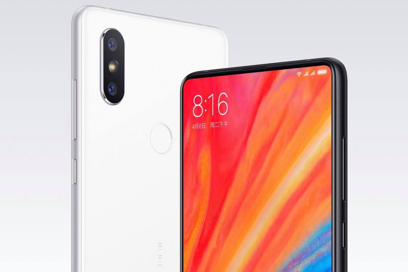 Xiaomi Mi Mix 2s é anunciado com Snapdragon 845 e até 8 GB de RAM