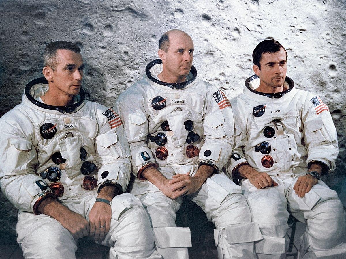 Tripulação da Apollo 10