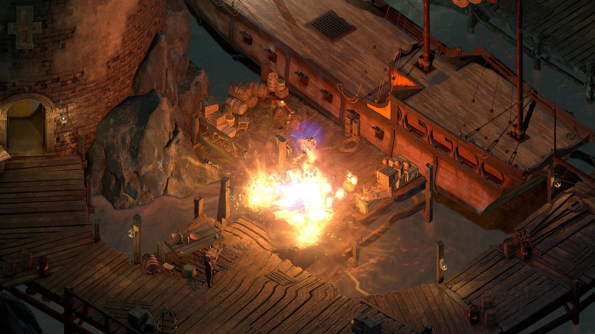 Novo trailer mostra as novidades de Pillars of Eternity II: Deadfire