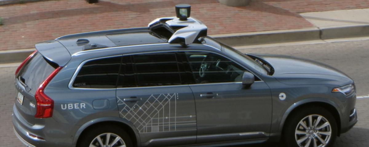Uber diminuiu número de sensores em carro autônomo antes de acidente fatal