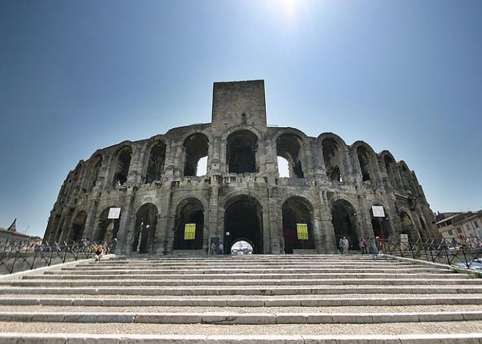 Arena de Arles, França