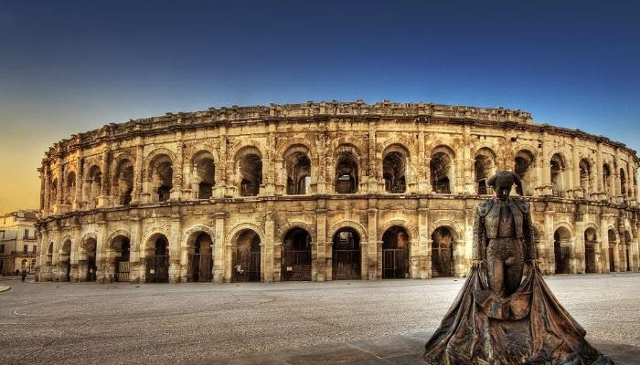 Arena de Nimes, França