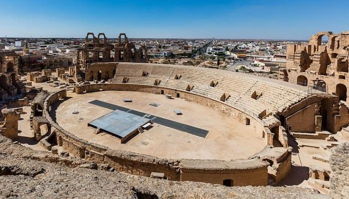 Arena El Djem, Tunísia