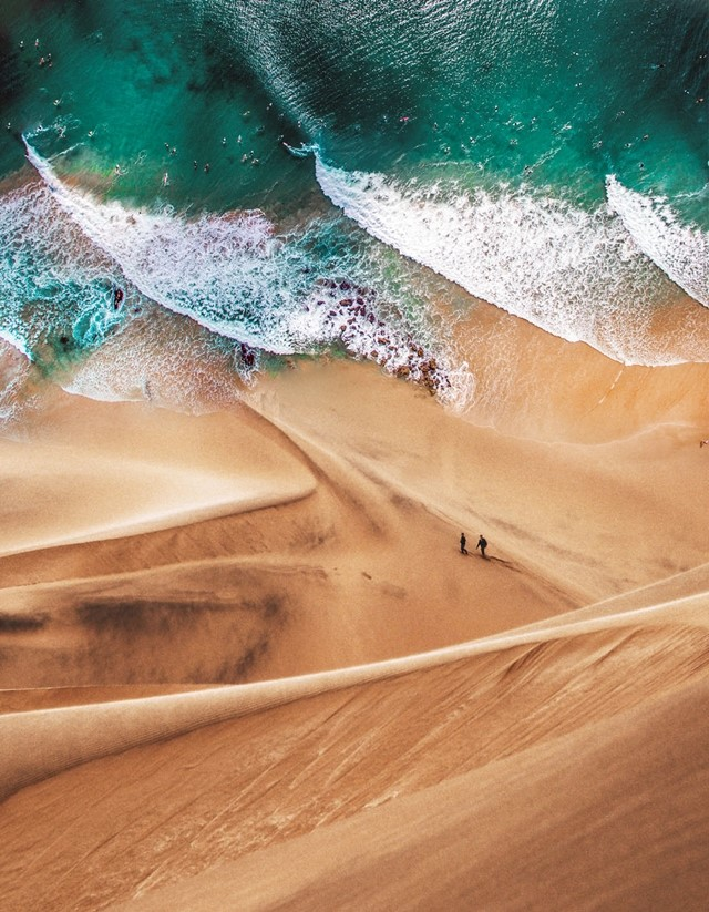 Deserto litorâneo
