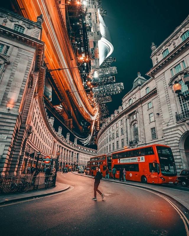 Londres invertida