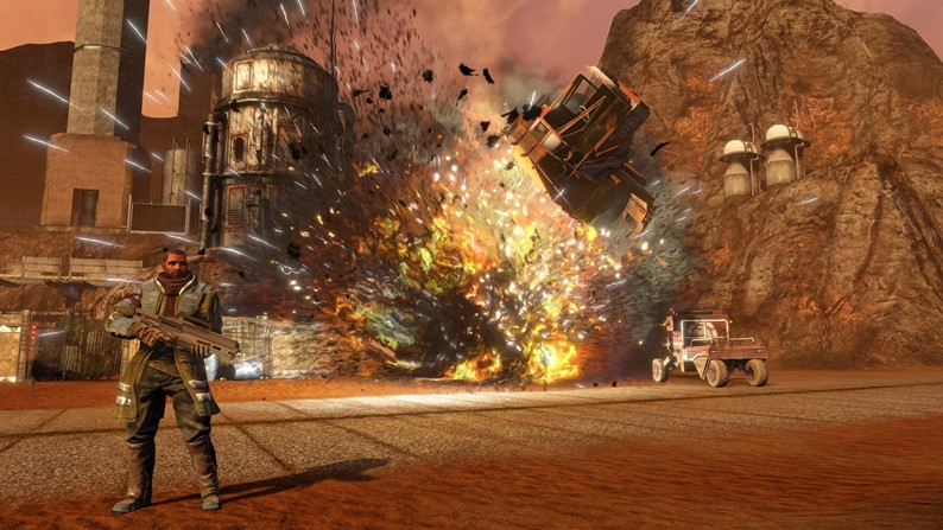 Red Faction: Guerrilla vai ganhar remasterização para PC, Xbox One e PS4