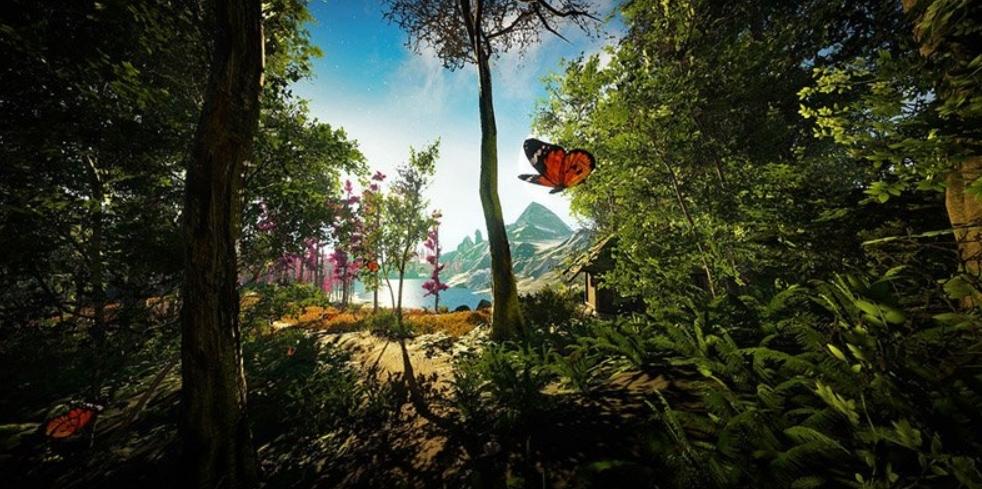 Eastshade é um game de mundo aberto em que você pinta suas experiências