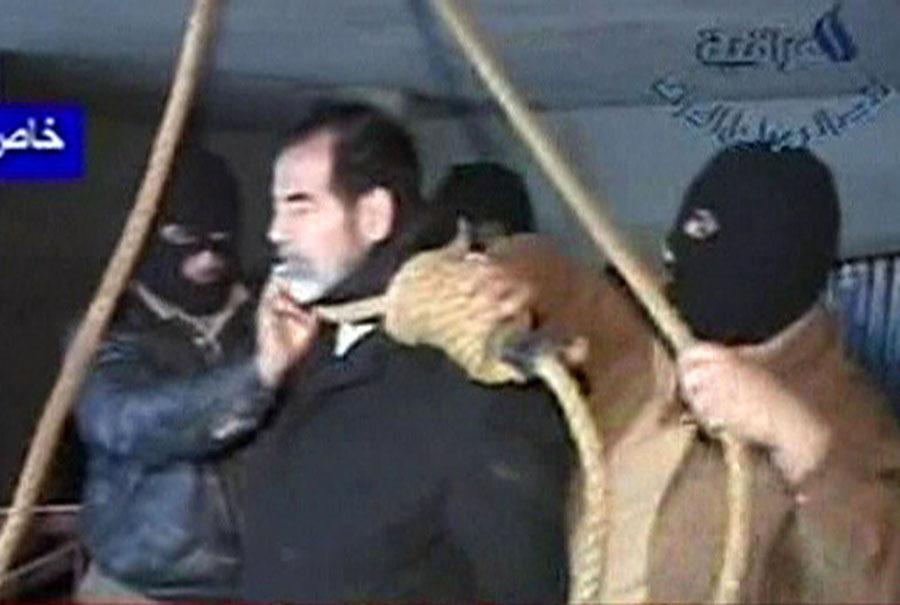 Execução de Hussein