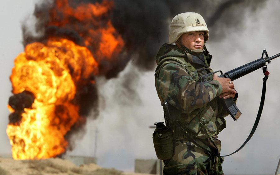 Guerra no Iraque