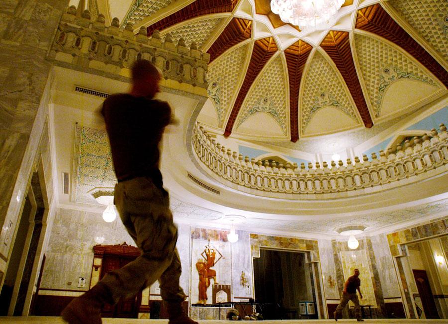 Palácio de Saddam
