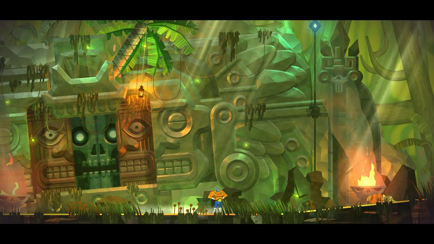 Guacamelee! 2 também quebrará tudo no PC; Confira o trailer!