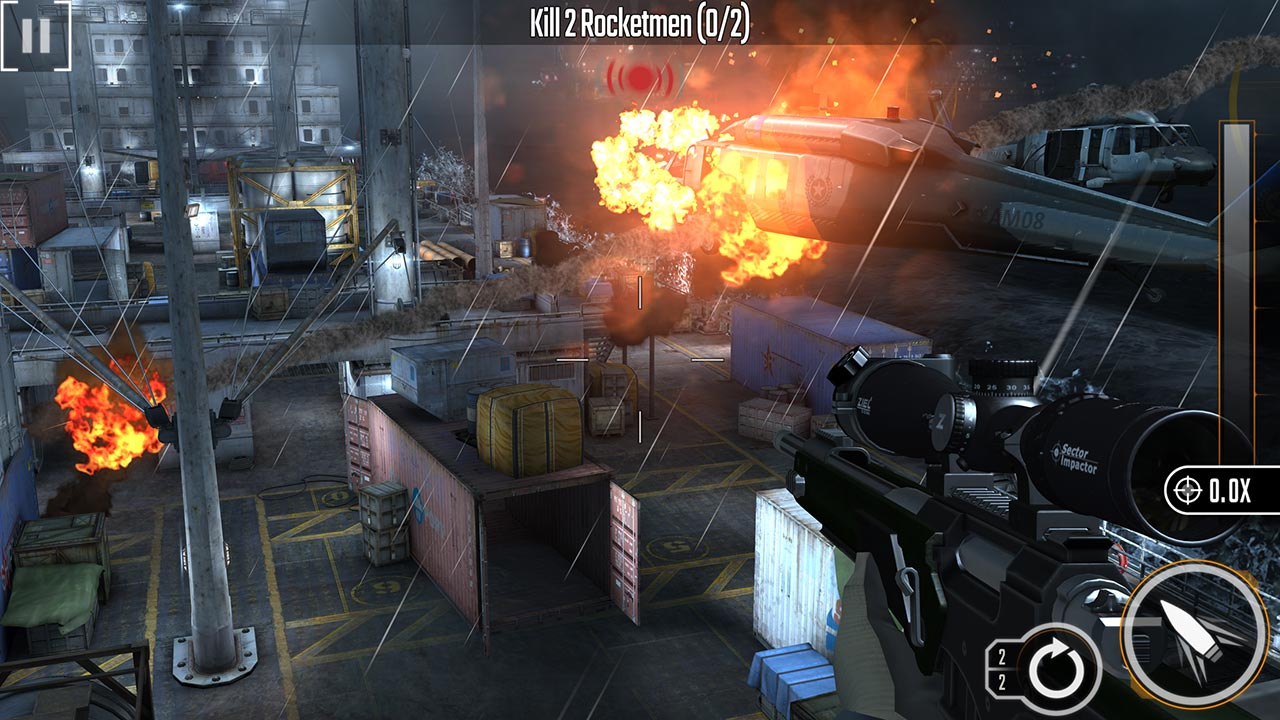 Sniper Strike: Special Ops - Imagem 2 do software