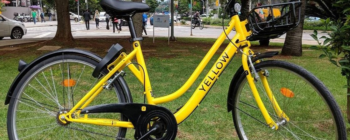 SP terá bikes compartilhadas que podem ser deixadas em qualquer lugar