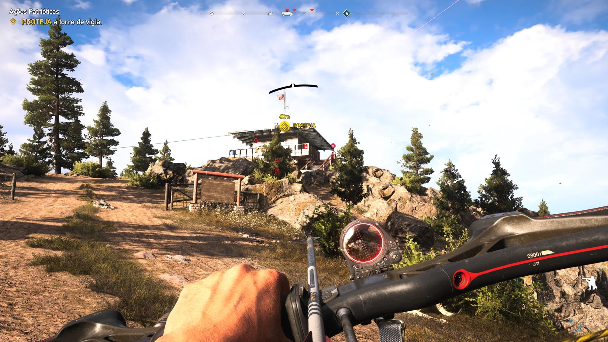 Far Cry 5 é explosivo, é viciante, é um novo fôlego da série, é uma delícia