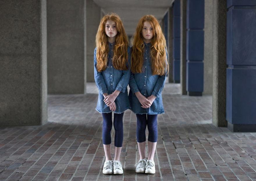 Chloe e Leah