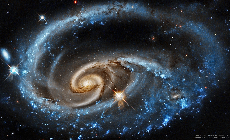 Galáxia lindíssima