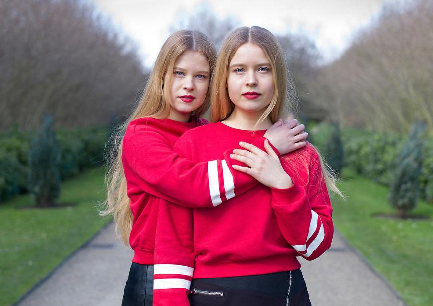 Violeta e Irina