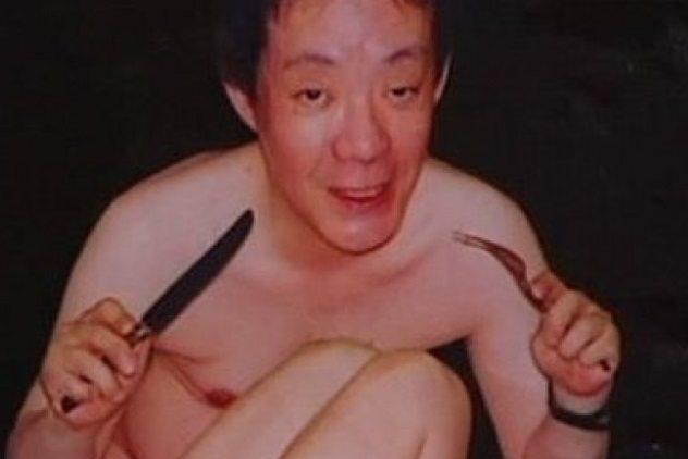 Canibal japonês