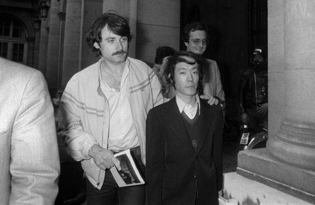 Canibal japonês preso