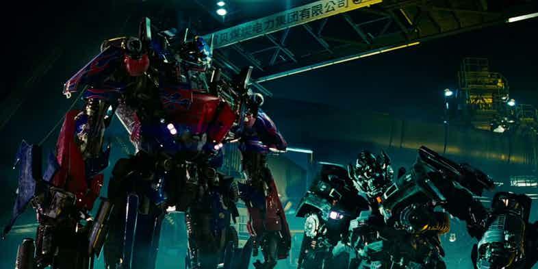 Transformers (2007-2017)