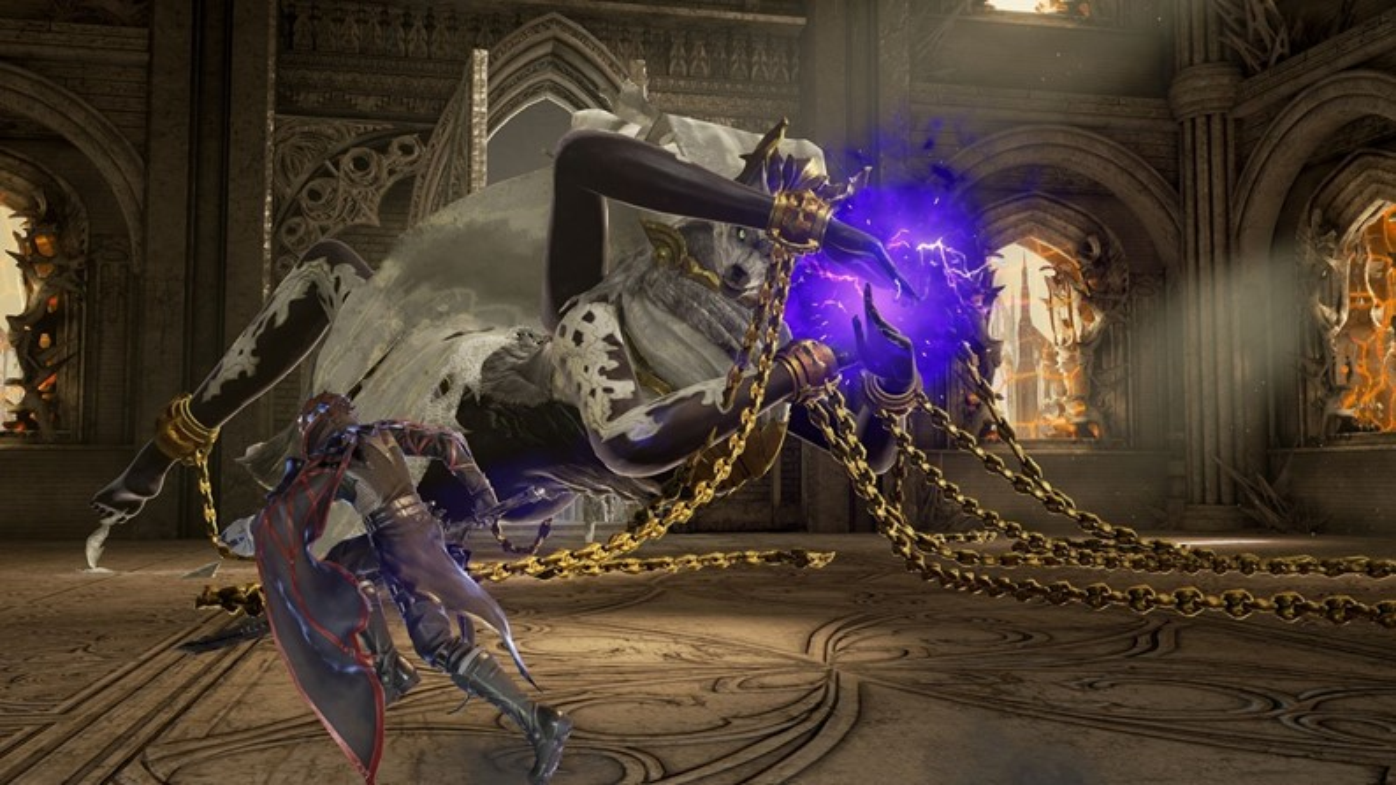 É hora de babar nas novas imagens de Code Vein, inspirado em Dark Souls