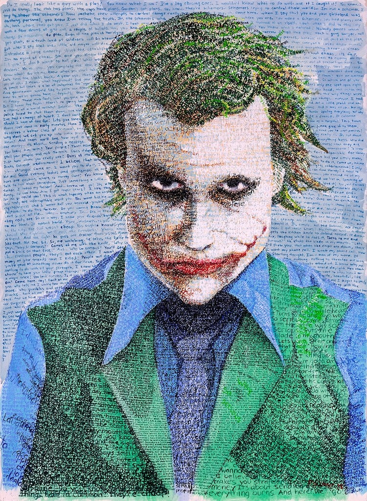 Coringa de Heath Ledger