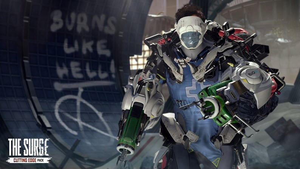 The Surge receberá diversos equipamentos novos (e eles são bem fortes)