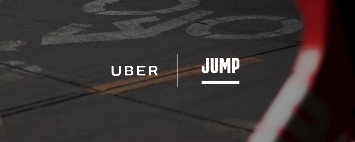 Uber adquire empresa de compartilhamento de bicicletas Jump