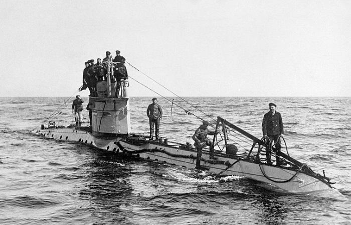 Ataque U-Boat