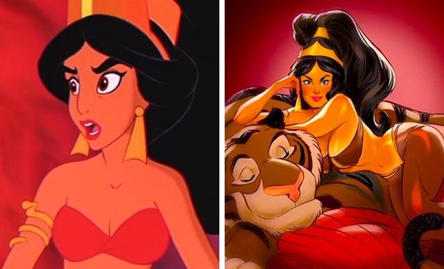 Princesa Jasmine
