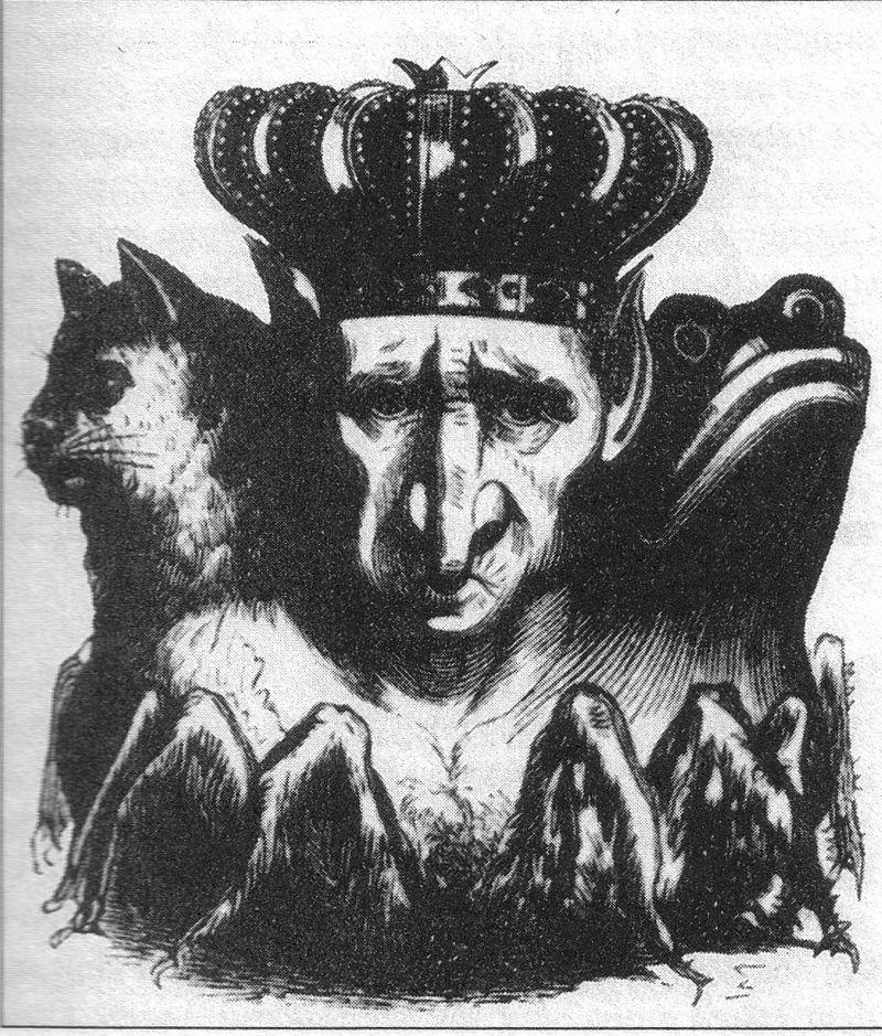 Um dos Príncipes do Inferno