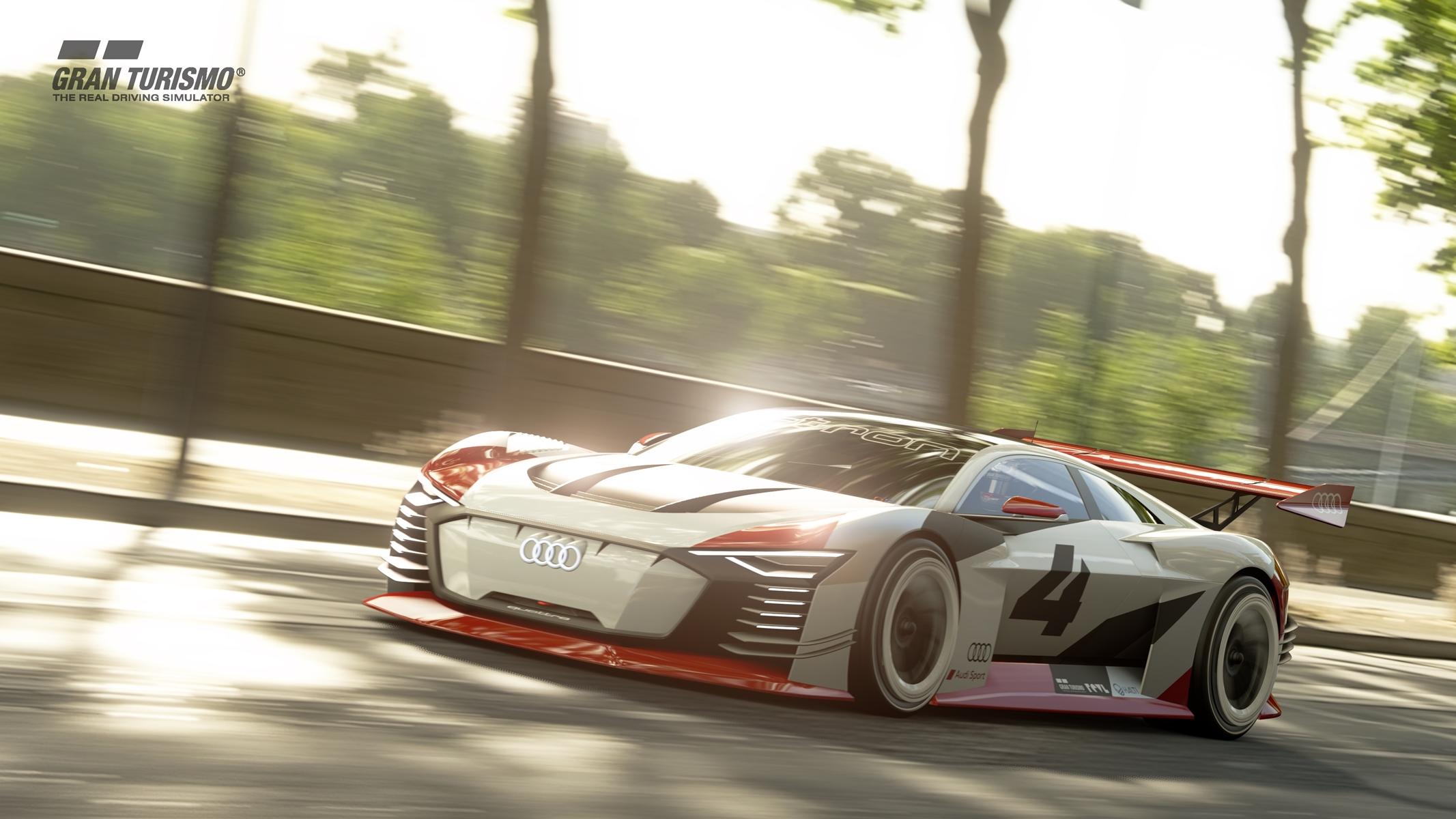 Gran Turismo Sport recebe dois novos carros Vision GT da Audi