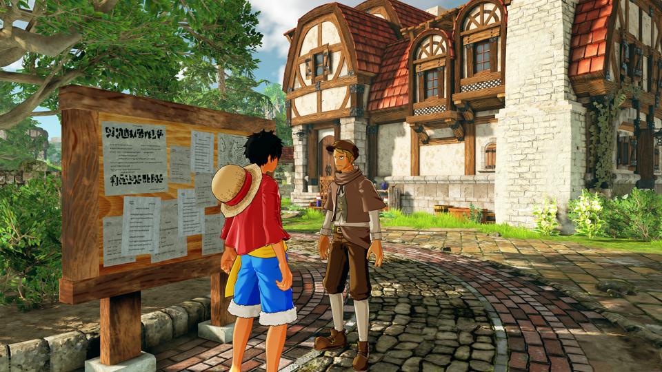 One Piece: World Seeker ganha diversas novas imagens