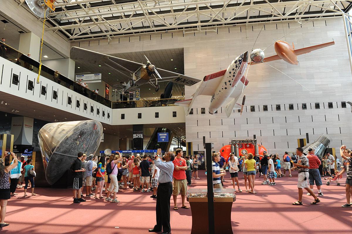 Museu do Ar e do espaço