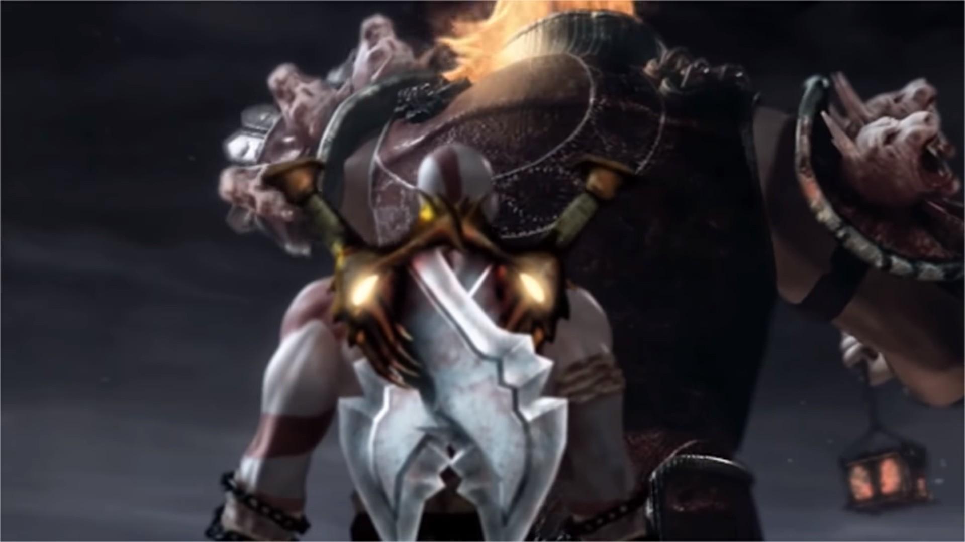kratos ares god of war