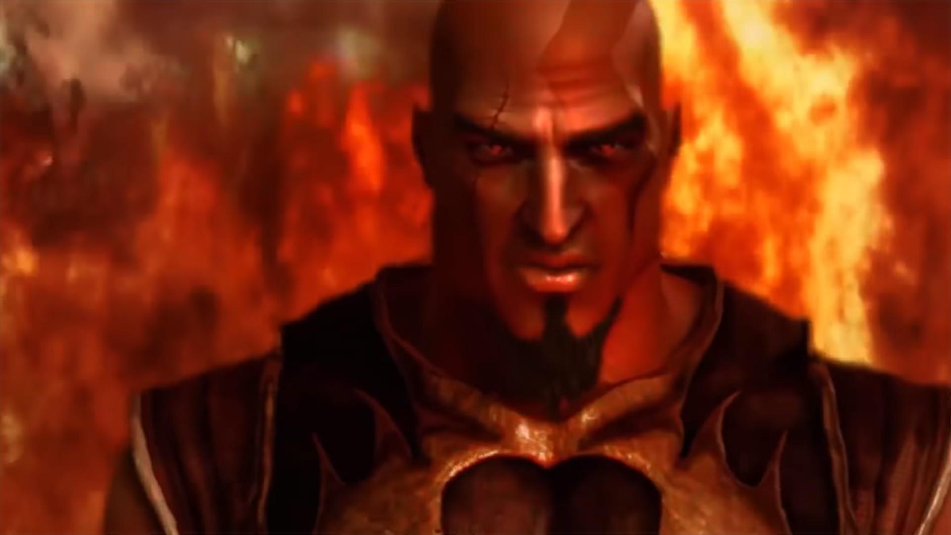 kratos god of war 2005