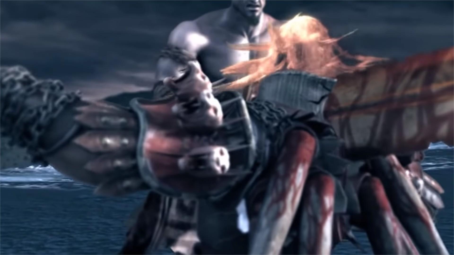 kratos mata ares