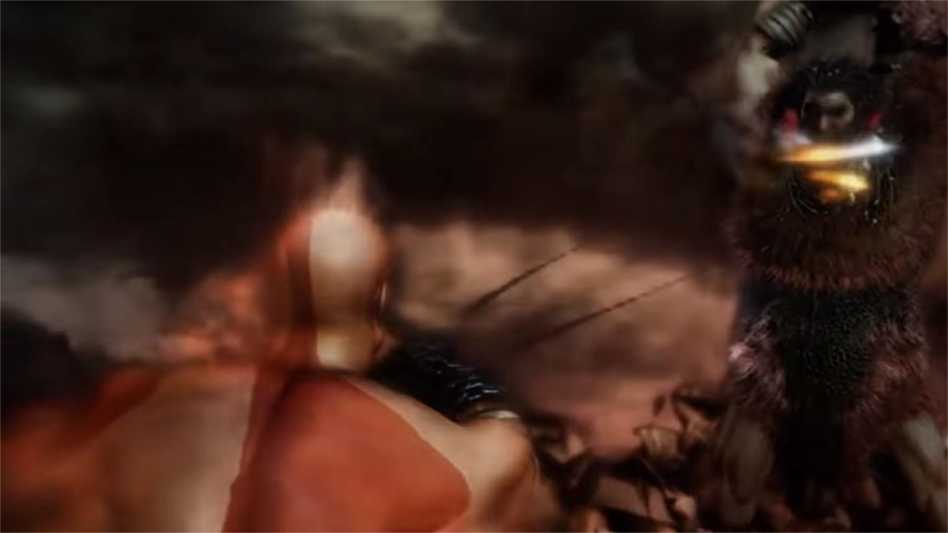 kratos rei barbaro god of war