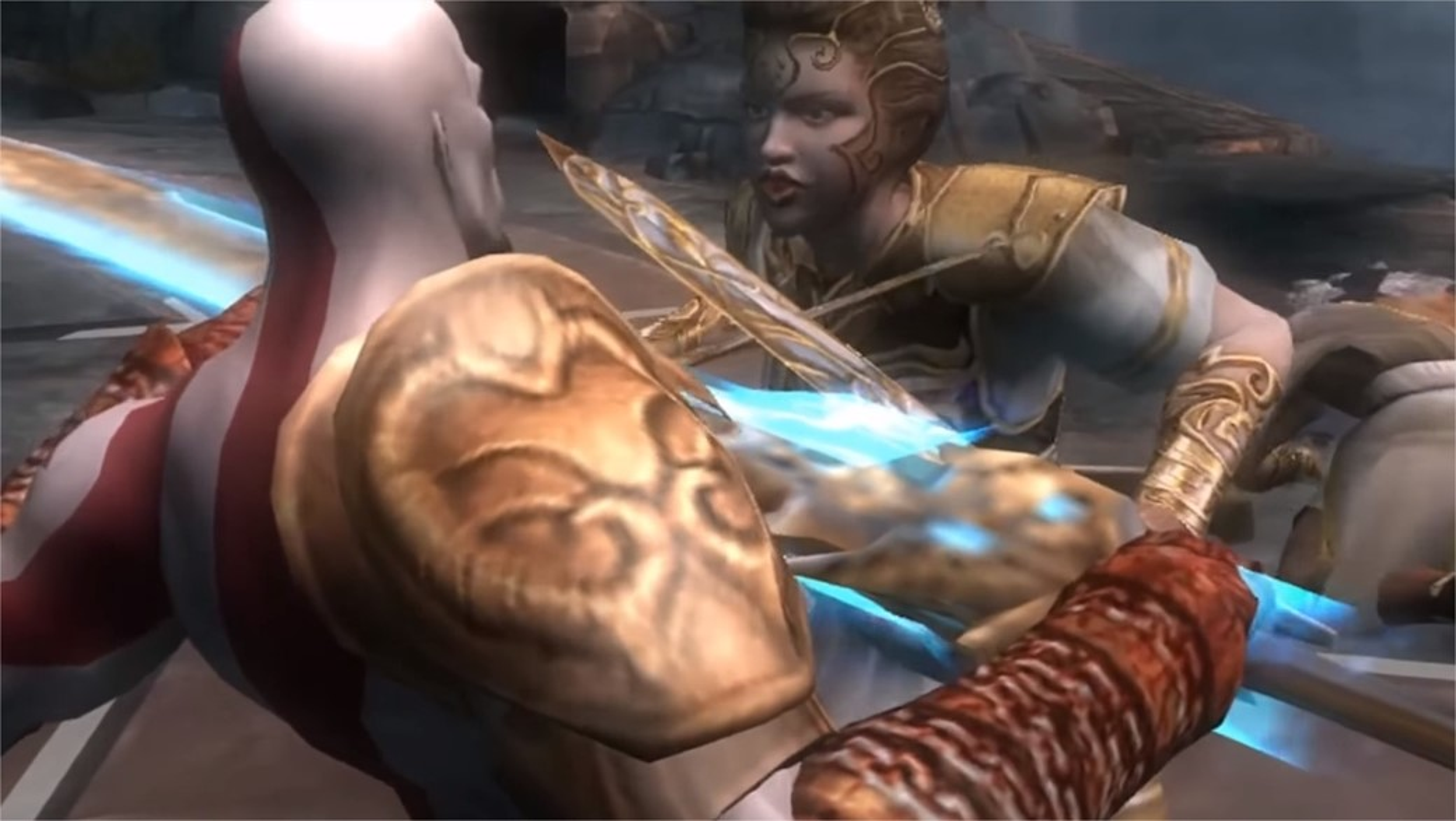 kratos atena zeus