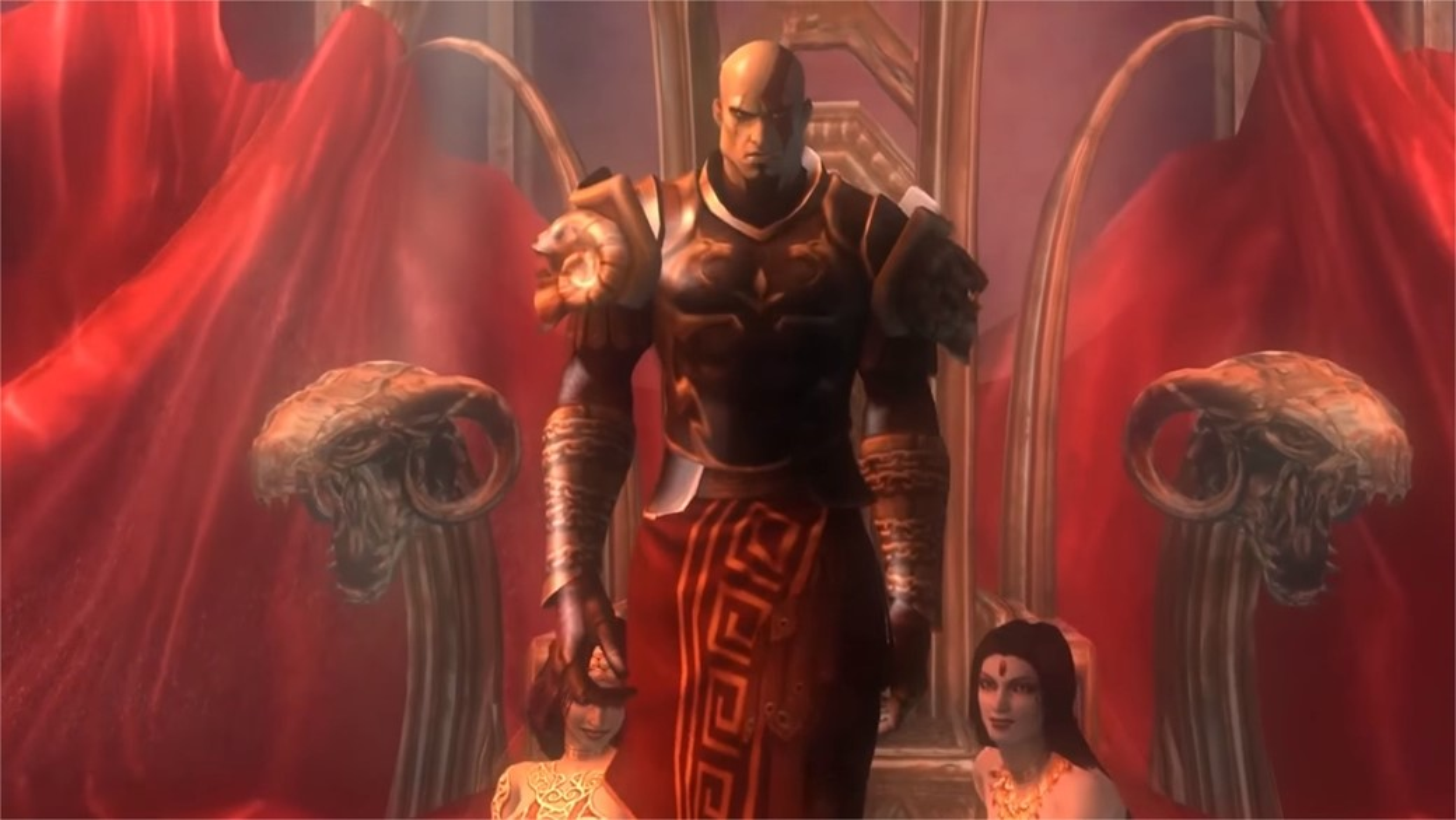 kratos deus da guerra gow 2