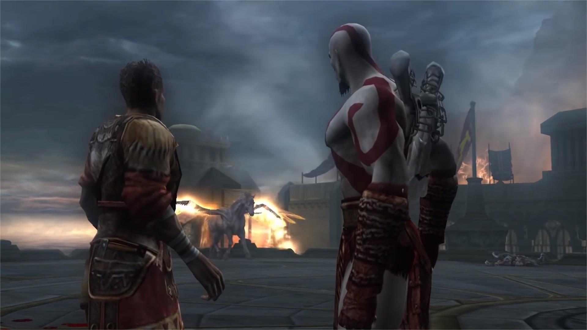 kratos pegasus