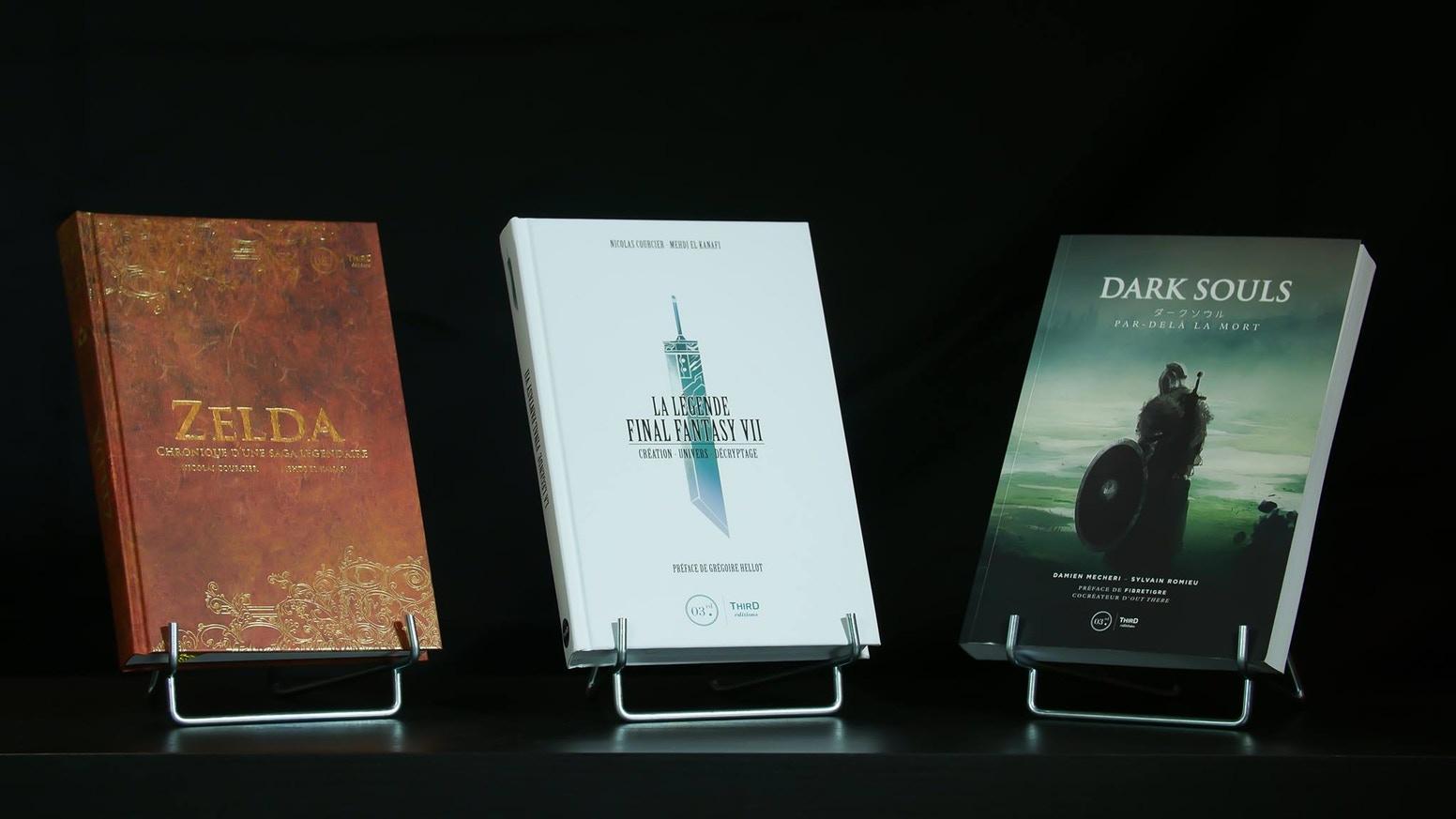 livros third edition