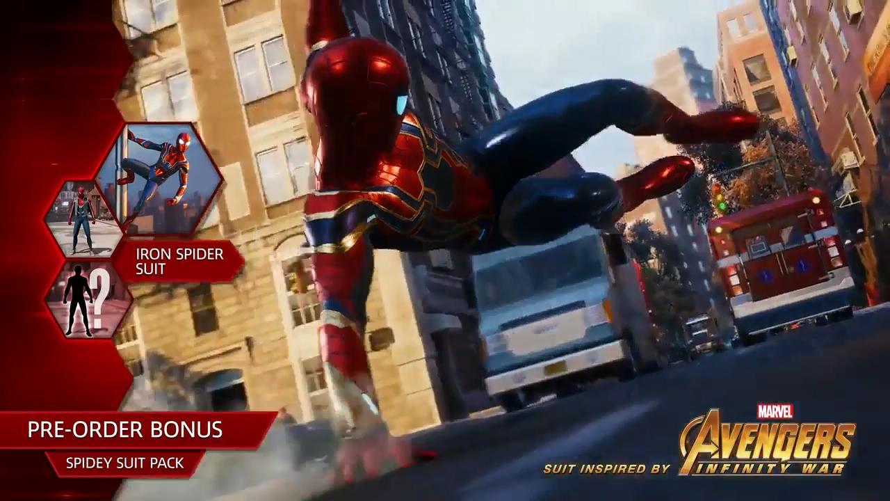 """Spider-Man terá roupa do Aranha de Ferro de """"Vingadores: Guerra Infinita"""""""